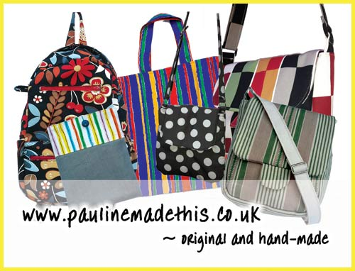 PaulineMadeThis - original and handmade